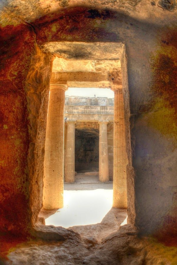 Tomb of the Kings, Paphos