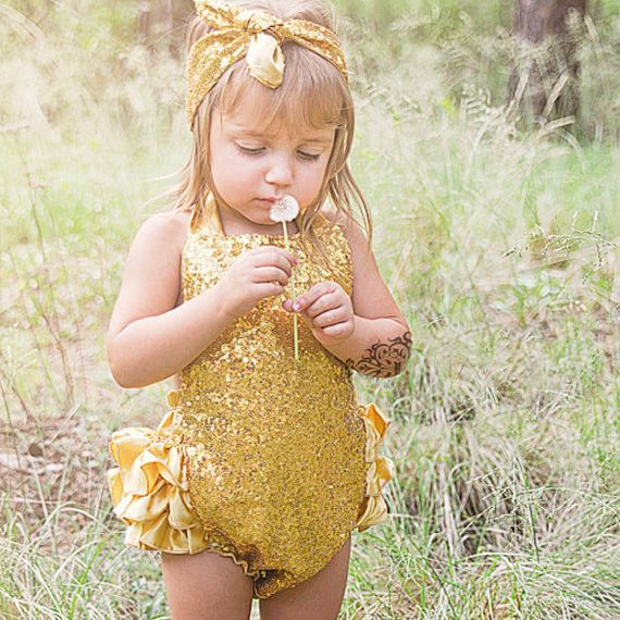 Cheap romper suit, Buy Quality romper directly from China romper shorts Suppliers: 	Pink Silver Green Gold Sequin Romper Princess Lace Romper First Birthday Cake Smash Bubble Romper Milestone PhotoProp B