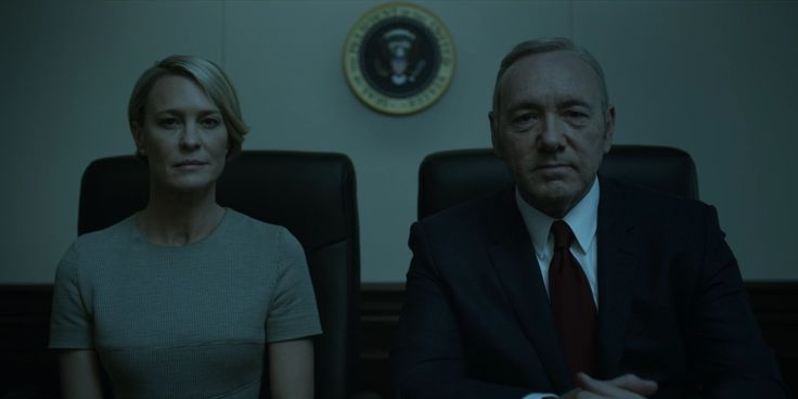 House of cards - why the underwoods union is marriage goals