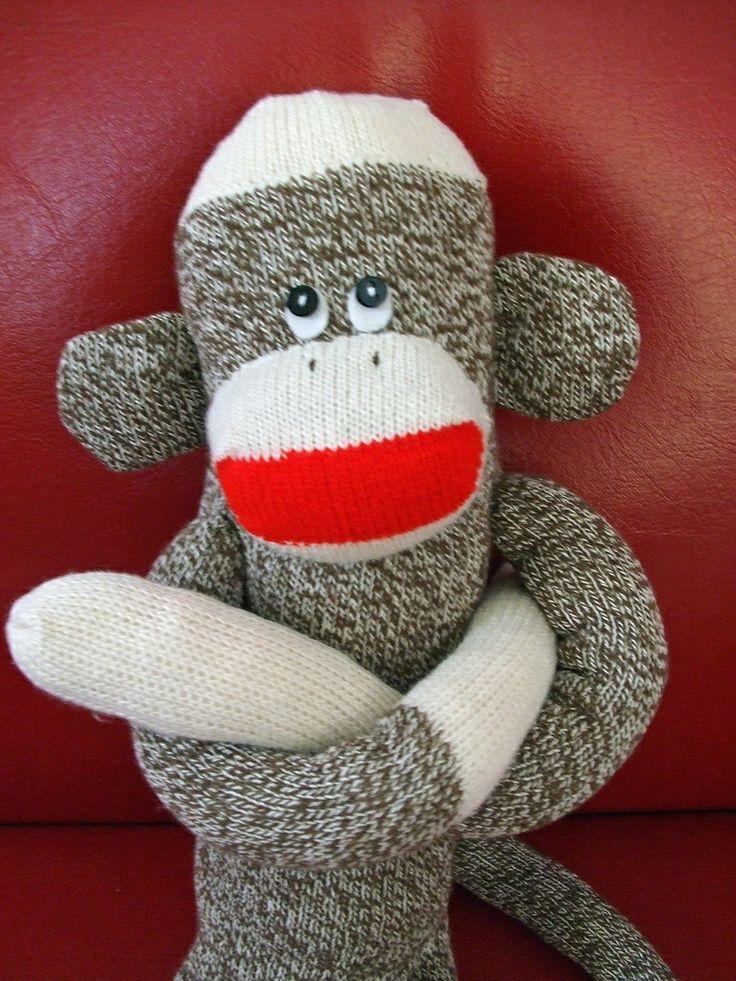 Sock Monkey #42