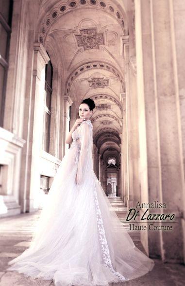 """L'Inconnue de la seine"" ADL Haute Couture"