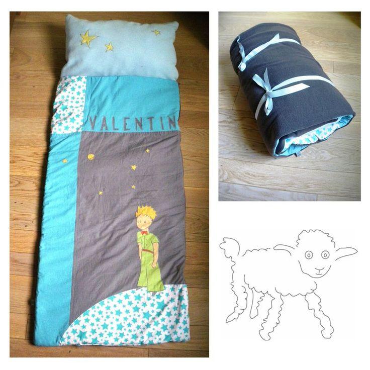 Un sac de couchage pour un Petit Prince...