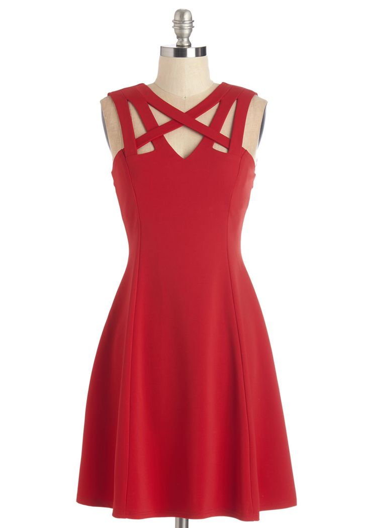 Darling of the Dance-a-thon Dress, #ModCloth