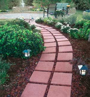 best 546 step on it gardens images on pinterest | gardening ... - Patio Block Ideas
