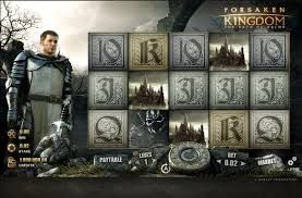 Log in to Wintingo online casino to play Forsaken Kingdom Video Slot