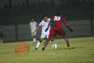 Laskar Sulthan Adam Jinakkan Singo Edan | Martapura Football Club