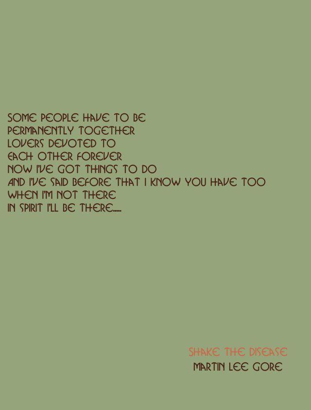 Depeche Mode on Pinterest | Dave Gahan, Lyrics and Songs