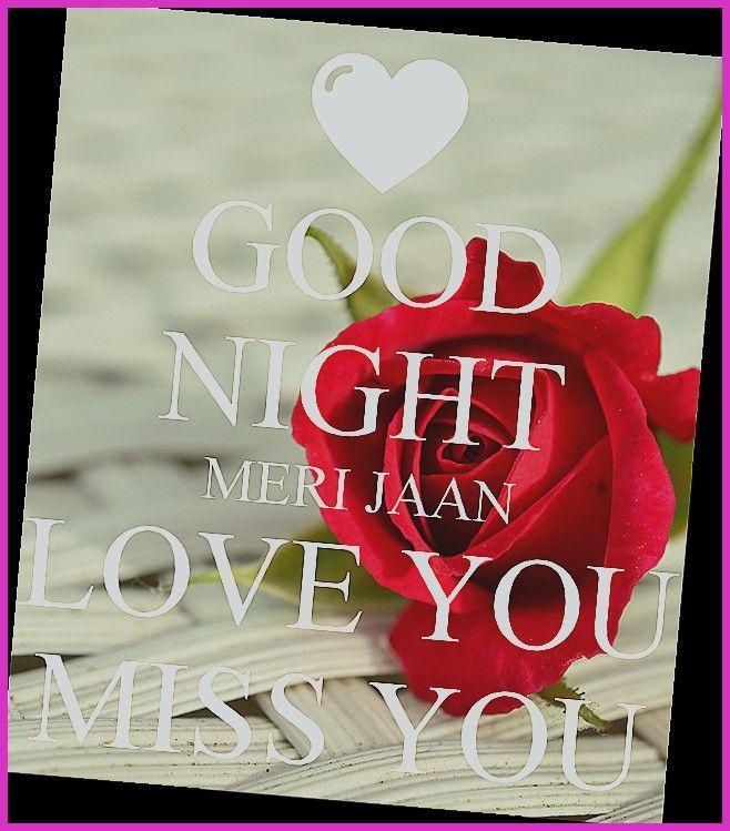 Good Night Meri Jaan Love You Miss You Poster Aisha On Isaidyeshub Com Good Night Love Messages Good Night Image Good Night Flowers
