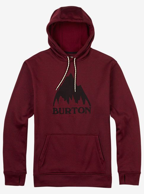 Shop the Men's Burton Oak Pullover Hoodie along with more Fleece, Insulators & Jackets from Fall 16 at Burton.com