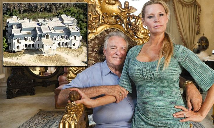 The Queen of Versailles.   Work has recommenced on what is set to become America's largest family home. The sprawling 90,000-square-foot property in Windermere, Florida, owned by former beauty queen Jackie Siegel, 47, and her self-made billionaire husband, David, 78, was imagined six years ago. But building work stopped on the property during the recession in 2009 after the couple ran out of funds.