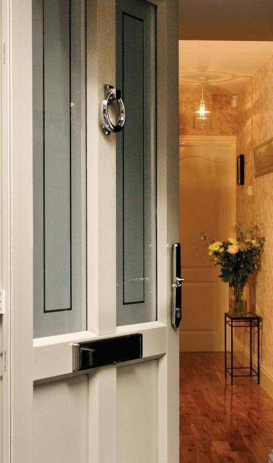 Stormproof doors custom entrance doors uk the english for Upvc front doors for sale