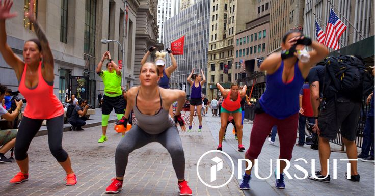 """PURSUIT, Your Complete Turn-key Income Producing Group Fitness Training & Business System You Can Successfully Run in Any City or Town No Matter How Big or Small. Same old group """"boot camp"""" workout in a park? Nope. We challenge the *fitness status quo* by taking the workout throughout the streets."""