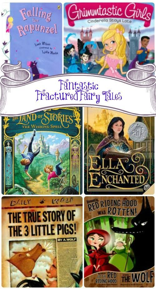 Funny Fairy Tale books for kids -- even the adults will laugh out loud with these reads!