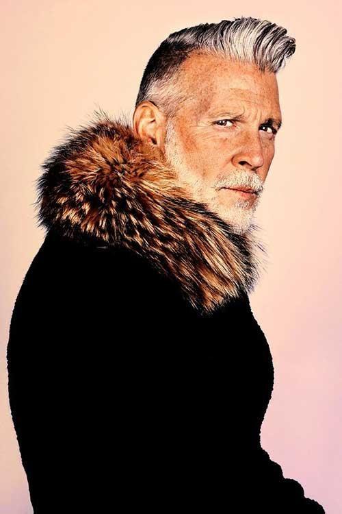 Kommentar auf den Neuesten Frisuren für Ältere Männer von jack brown
