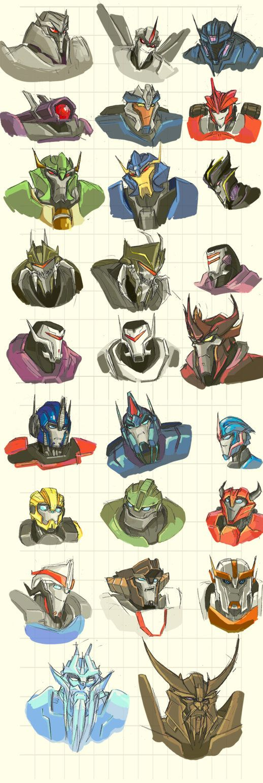 Sketch: Dem all... by Redgully