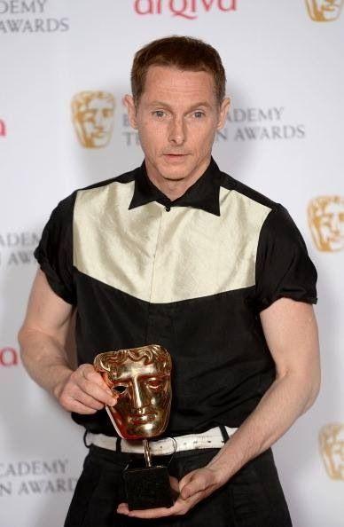 Sean Harris wins BAFTA for Best Lead Actor in Southcliffe