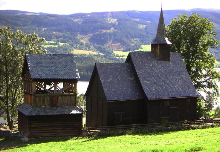 Lomen stave church is a stave church located in the community of Lomen in Vestre Slidre municipality, Valdres, Norway. It was built in the second half of the 12th century.