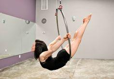 Miss Fit Academy: How to prepare for Aerial Hoop & Silks