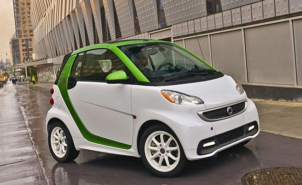 Cheap Smart Cars | Smart move: Cheapest electric car comes to Boston in May
