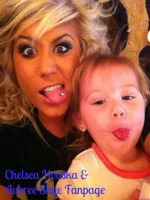 Chelsea From Teen Mom Super Cute Tongue Ring Body