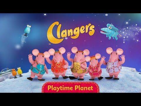 Clangers - Playtime Planet | StoryToys Kids Apps