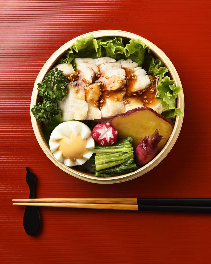 よだれ鶏弁当 / Mouthwatering Chicken Bento お弁当を作ったら #edit_jp で投稿してね!