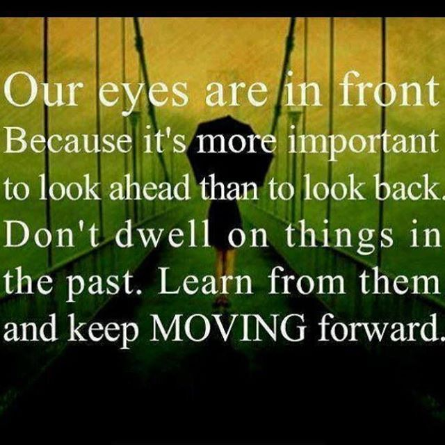 Let's Keep Moving Forward Together! We Are All In This