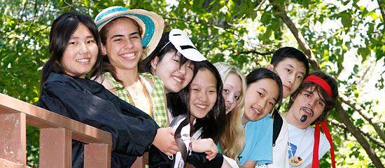 Concordia Language Villages - Chaperones/Lead Teachers