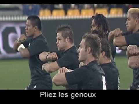 All Blacks Haka!
