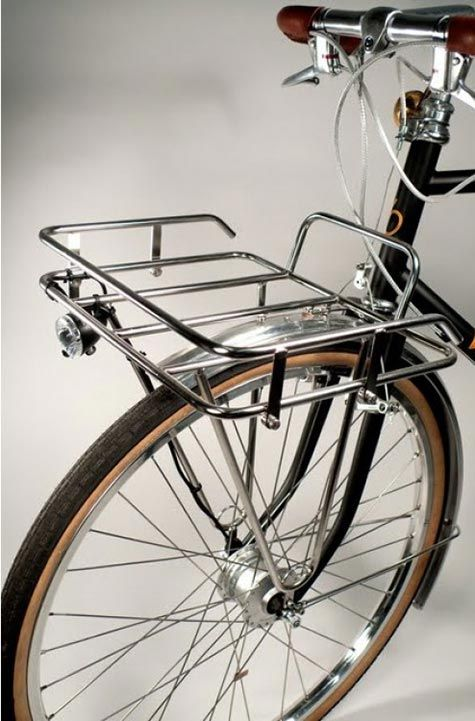 Cool Tools – Velo Orange Porteur Bike Rack