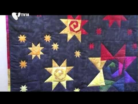 [130509] Foltvarró kiállítás - YouTube