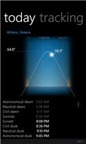 Earth, Sun, Moon App
