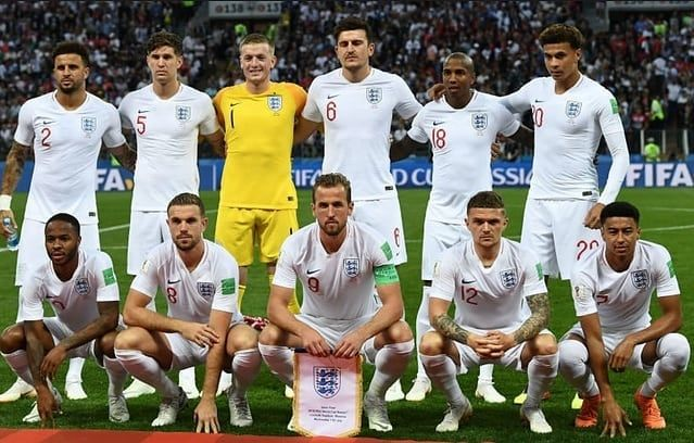 Who Is Your Favorite Player On The English Soccer Team England National Football Team England Football Team Fifa