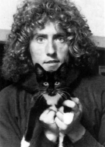 Roger Daltrey cat