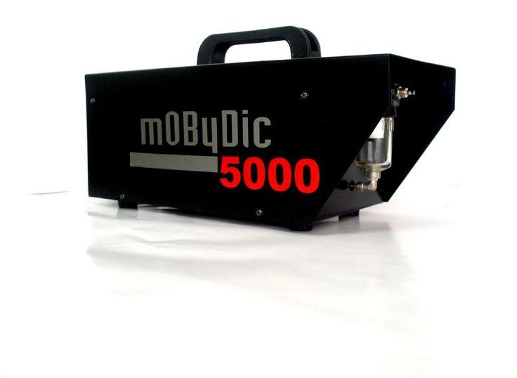 Analizor gaze - mOByDic 5000