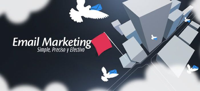 Email marketing is directly marketing a commercial message to a group of people using email.