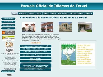Don de Lenguas: revista de la Escuela Oficial de Idiomas de Teruel