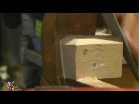 pose de taquets pour siège - YouTube