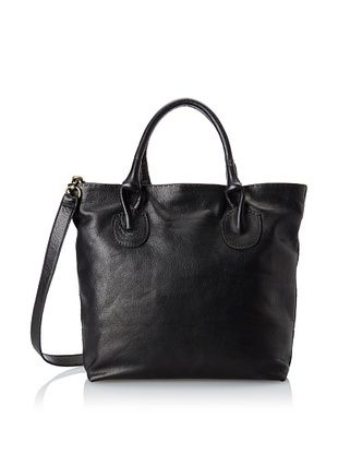 60% OFF Carla Mancini Women's Taylor Tote Bag, Black