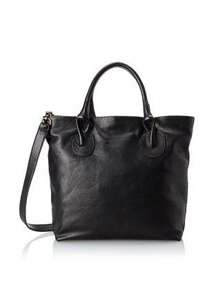60% OFF Carla Mancini Women's Taylor Tote Bag, Black