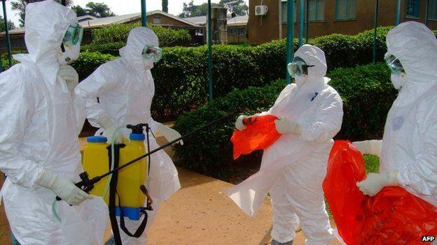 Virus in Guinea capital Conakry not Ebola