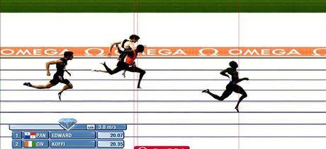 Alonso Edward se cuelga el oro en Rabat e impone nuevo récord - Mastrip.net