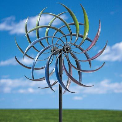 Rainbow Windspinner-from Bits and Pieces $80-