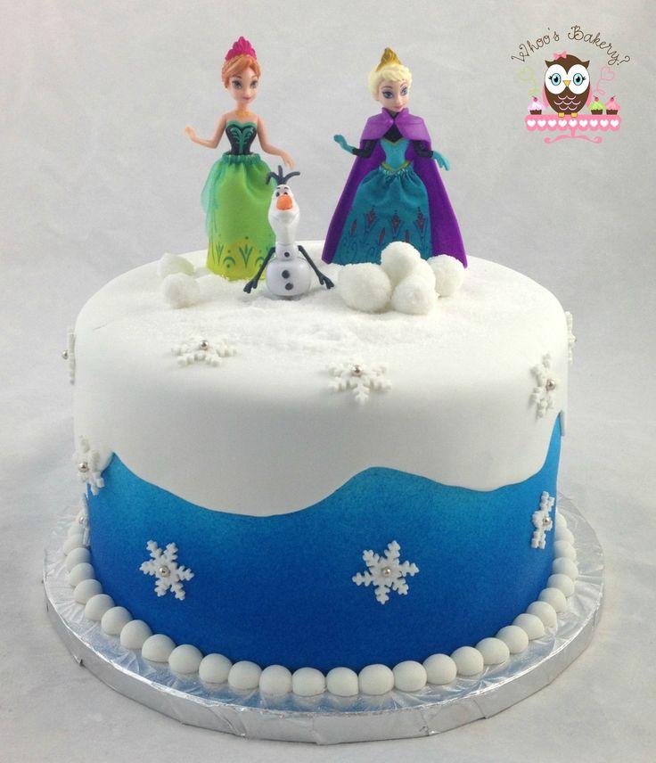 Cake Pinterest Frozen