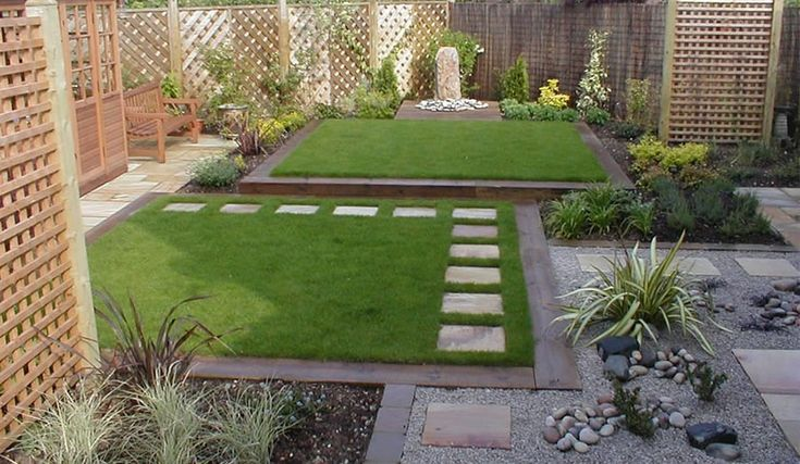 Beautiful small garden landscaping ideas gardening for Small lawn garden ideas