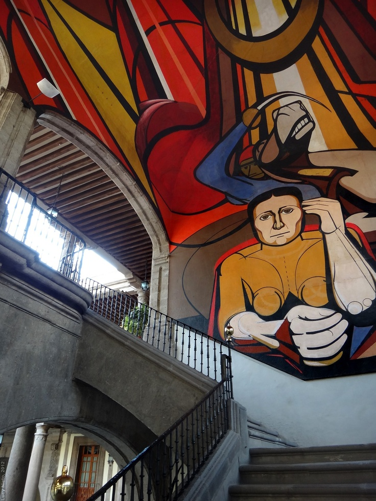 1000 images about david alfaro siqueiros on pinterest for Mural siqueiros