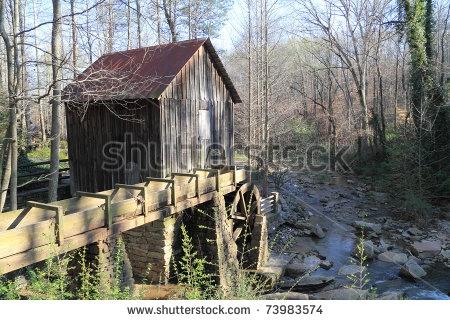 old mills in georgia grist millmarietta ga
