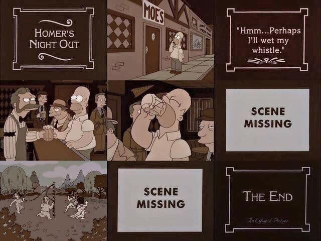 Oh Homer!!