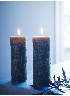 Baroque Pillar Candle: Decorative, Candle Holders, Baroque Pillar, Pillar Candles, Homes
