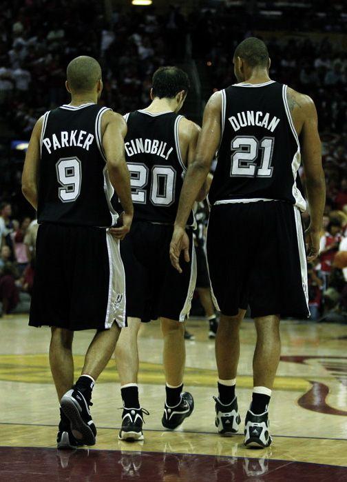The Real Big Three
